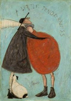 jada111:  Art_children books / A Little Tenderness by Sam Toft