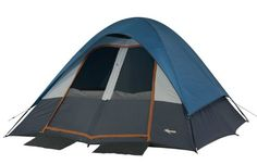 $89. Mountain Trails Salmon River 11- by 11-Foot, 2-Room 6-Person Tent Mountain Trails,http://www.amazon.com/dp/B003R7PU30/ref=cm_sw_r_pi_dp_q5bNsb1X4CN25XHC