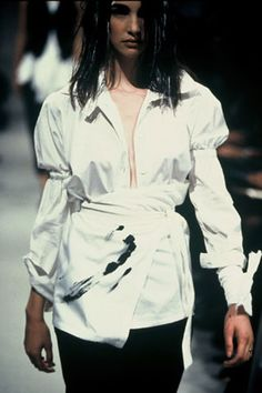 Visions of the Future: Ann Demeulemeester F/W 1992