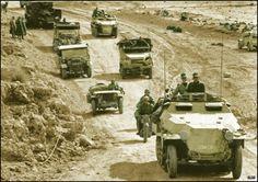 El Afrika Korps atraviesa la frontera egipcia y vuelve a intentar tomar Tobruk…