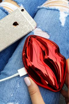 Red Lips Power Bank                                                                                                                                                                                 More