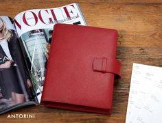 #ANTORINI Leather Organiser  #businesswoman #timemanagement  #fashionaccesories #luxury #fashion