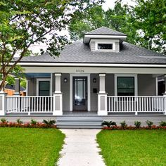Historic After & Before - craftsman - exterior - dallas - Creative Architects