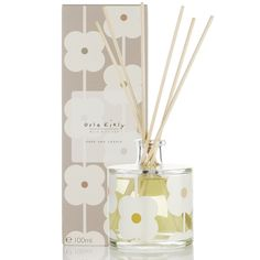 Orla Kiely Sage & Cassis Diffuser  - this is part of one of the prizes up for grabs. Repin in your own Sage and Cassis themed board with the title Ocado Orla Kiely Competition to be in with a chance to win. Bedding Inspiration, Online Supermarket, Orla Kiely, Diffuser, Sage, Competition, Finding Yourself, Packing, Board