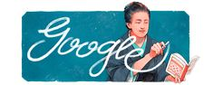 Google Google Doodles, Kamakura, Era Meiji, Bryn Mawr College, Holiday Logo, What Is Today, Painting Activities, Seven Years Old, Dates