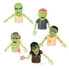 Finger Zombies Puppets