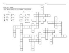 Plurals Worksheet - S, Z and IZ sound | Teaching ...