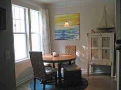 Coastal-Inspired Kitchens and Dining Rooms : Rooms : Home & Garden Television