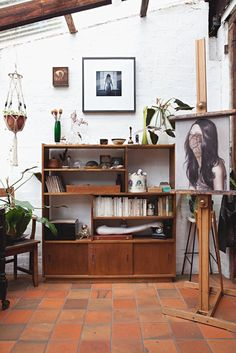 House Tour: A Bohemian, Artistic Rental in Australia | Apartment Therapy