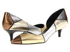 Nine West Im Into You Light Bronze Metallic - Zappos.com Free Shipping BOTH Ways