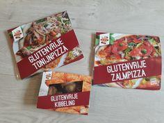 Kibbeling en vis pizza Pizza