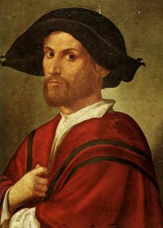 Giovanni Borgia was the son of Pope Alexander VI. Possibly murdered by his brother Cesare Borgia.