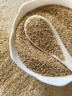 Briciole di Sapori: Teff, dall'Etiopia il cereale più piccolo al mondo...