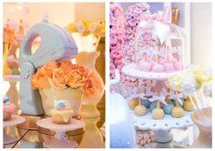 Festa Infantil tema Patisserie | Aniversário da Júlia | Vila Auê Buffet
