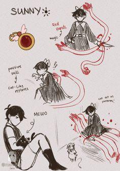Character Inspiration, Character Art, Character Design, Fanart, Human Art, Anime Kawaii, Magical Girl, Dark Art, Stickers