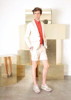 Gaspard Yurkievich spring / summer 2013 menswear collection