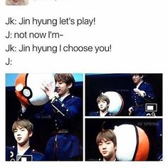 jin about to whoop your ass boi