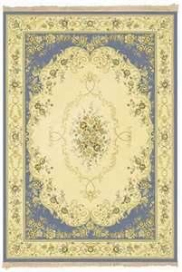 """Image detail for -THE RUGS :: Aubusson Ivory, Power Loomed, Art Silk, """"Chambord ..."""