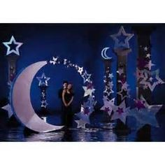 Prom Themes Moon - Bing Images