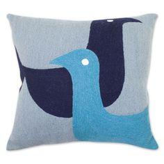 Jonathan Adler - brasilia birds pillow