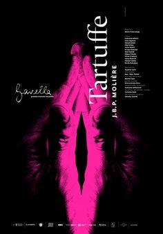 """""""Tartuffe"""" (2010) by Vanja Cuculic."""