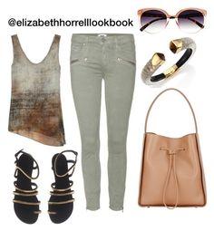 """LIZ"" by elizabethhorrell ❤ liked on Polyvore"