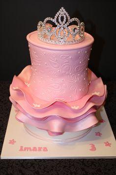 ballerina cake   Sandy's Cakes: Imara's Ballerina Tutu