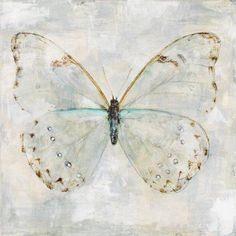 Portfolio Canvas Decor Fly Free I by Zoe Maks Wrapped and Stretched Canvas Wall Art, Size: Small 18 inch-24 inch, Multicolor