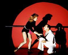 """mis actrices preferidas — Vera Ellen-Gene Kelly """"Un día en Nueva York"""" (On... Vera Ellen, Jean Seberg, Errol Flynn, Olivia De Havilland, Gene Kelly, John Wayne, Carlisle, Vivien Leigh, Marlon Brando"""