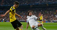 In Champions League Final, Real Madrid's Marcelo Can Match an Idol