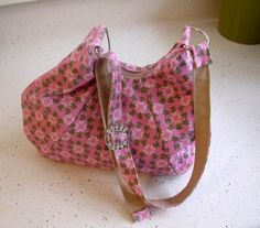 Fat Quarter Purse Tutorial