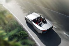 - Aura, an all-electric British sports car concept designed for nature, with sustainability at its core and efficiency driving its design, has been launched at CENEX-LCV, aimed to show what is possible for the future of driver's cars - Aura aims to reduce environmental impact through lightweight natural composites, low-drag surface design and optimised location of battery cells and motor; as well as cutting-edge