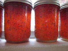 Holiday Dinners and Hot Pepper Jam