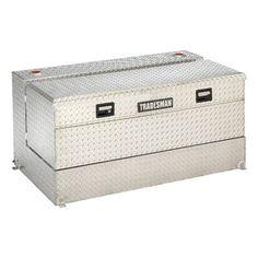 Tradesman 92 Gallon Aluminum L-Shaped Box Combo Tank - TALST90-COMBO
