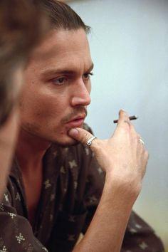 Johnny Depp - Chocolat