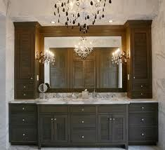 Transitional Bathroom   traditional   bathroom   tampa   Campbell Cabinetry  Designs Inc Black Bathroom Cabinets With White Counters Design  Pictures  . Traditional Bathroom Designs. Home Design Ideas