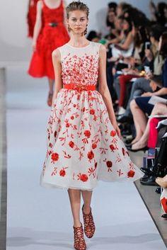 Oscar De La Renta Dresses | de la Renta: Colección crucero 2013 en Nueva York [FOTOS] Oscar de la ...