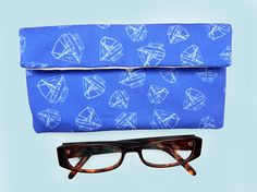 Items similar to Boat glasses case - padded glasses pouch - nautical gift - fabric sunglasses holder - boat gift - sailing pouch - unique boat print fabric on Etsy Boating Gifts, Nautical Gifts, Passport Cover, Uk Shop, Printing On Fabric, Sunglasses Case, How To Draw Hands, Pouch, Cases