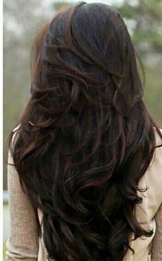 13.Long Layered Hairstyle