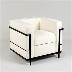Corbusier Style: Petite Club Chair Modern Sofa, Living Room Modern, Midcentury Modern, Living Room Designs, Living Rooms, Mcm Furniture, Selling Furniture, High Quality Furniture, Scandinavian Modern