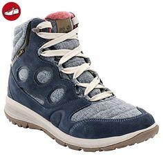 Vancouver Texapore Low M, Chaussures de Randonnée Basses Homme, Bleu (Night Blue 1010), 44.5 EUJack Wolfskin
