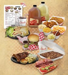 Strouds Barbeque is owned and operated by friendly folks from Middle Tennessee with locations in Franklin, Lebanon and Cookeville. Catering from all locations for groups of any size, for any occasion and at a price that will fit your budget! #bbq #Cookeville
