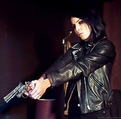 Lisbeth Salander, do you ever miss a character like they are your actual friend? Man, I love her!