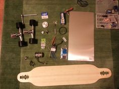 DIY Electric Long Board