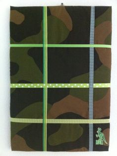Memobord camouflage