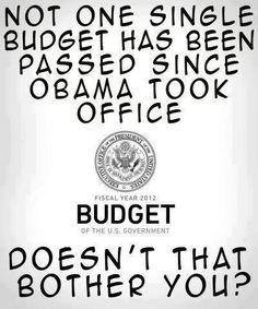 anti obama democrats humor funny fiscal budget liberals live in blissful dysfunctional ignorance