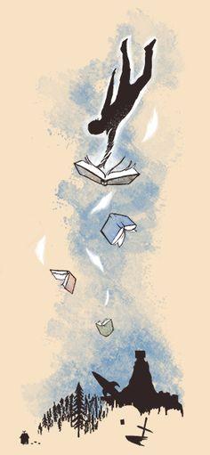 Stranger's Arrival by Ochopika. #Myst