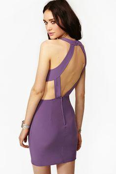 Nicole Cutout Dress