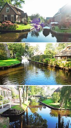 The photogenic storybook village of Giethoorn is a great laidback destination for a weekend away from Amsterdam. Check out this road trip guide to driving from Amsterdam to Giethoorn and the rest of Flevoland!