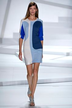 Easy and high impact. Lacoste Spring 2013 RTW
